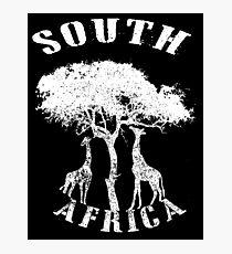 SOUTH AFRICA (GIRAFFE) Photographic Print