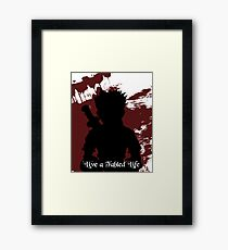Fable - Live a Fabled Life Framed Print