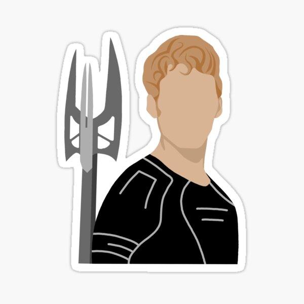 Finnick Odair Sticker
