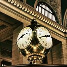Meet Me Under the Clock by Jessica Jenney