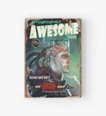 Astoundingly Awesome Tales #1: My Brain and I... Hardcover Journal