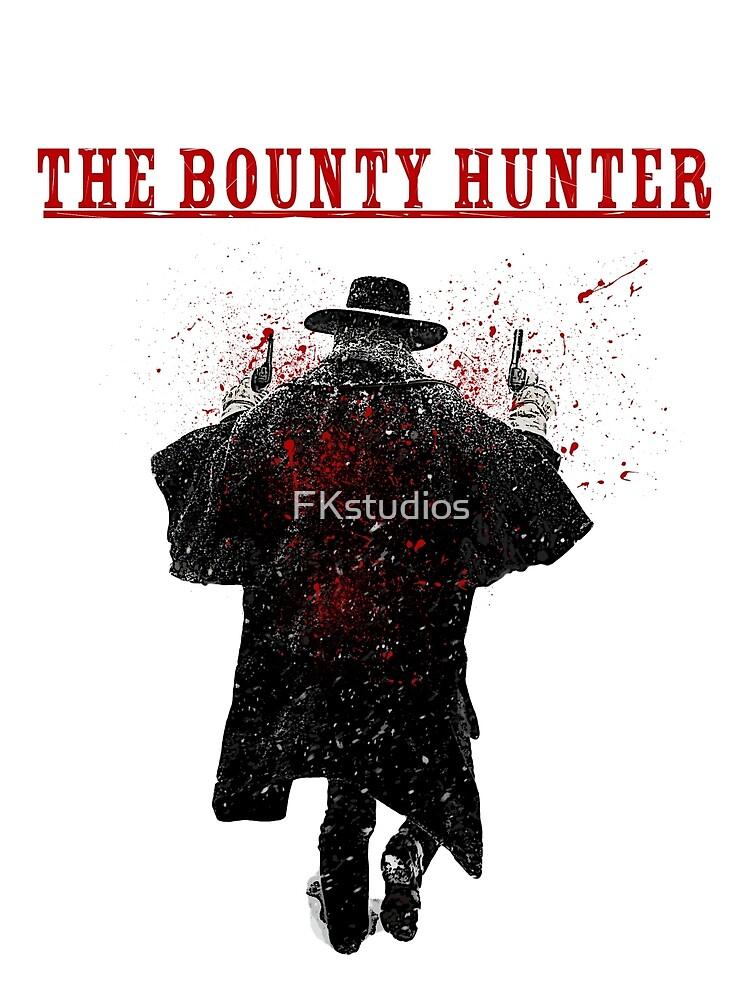 «El Bounty Hunter - el odio de ocho» de FKstudios