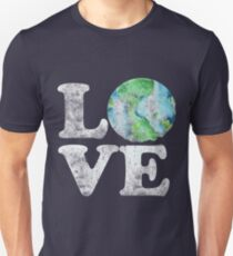 LOVE earth day Unisex T-Shirt