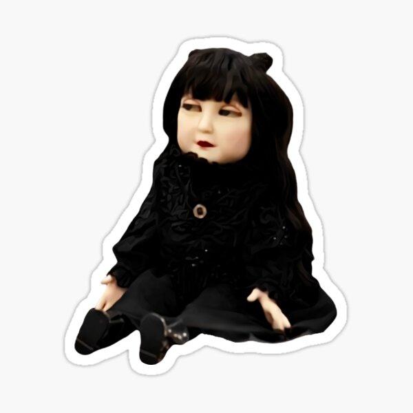 Nadja Doll Sticker