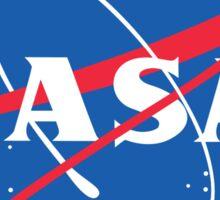 NASA Logo - Space Tumblr Sticker