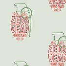 Zeds Dead dubstep tee by Remoraa
