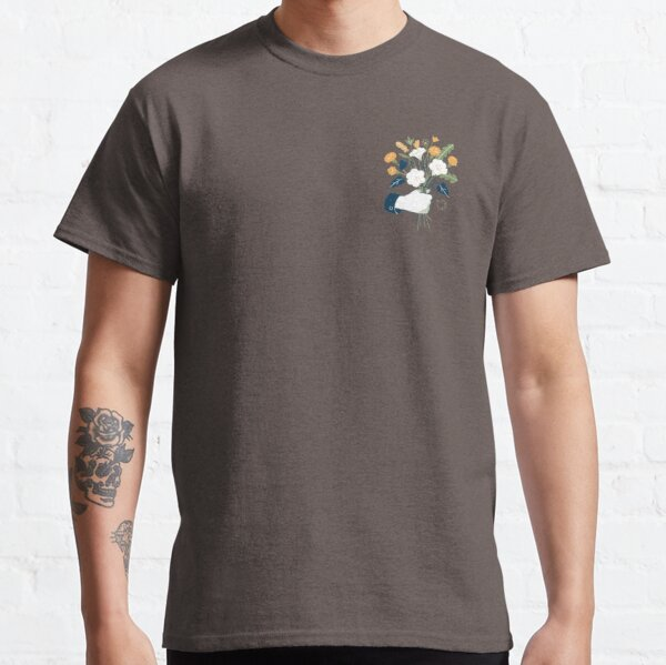 Thanks a Bunch Bouquet of Weeds Classic T-Shirt