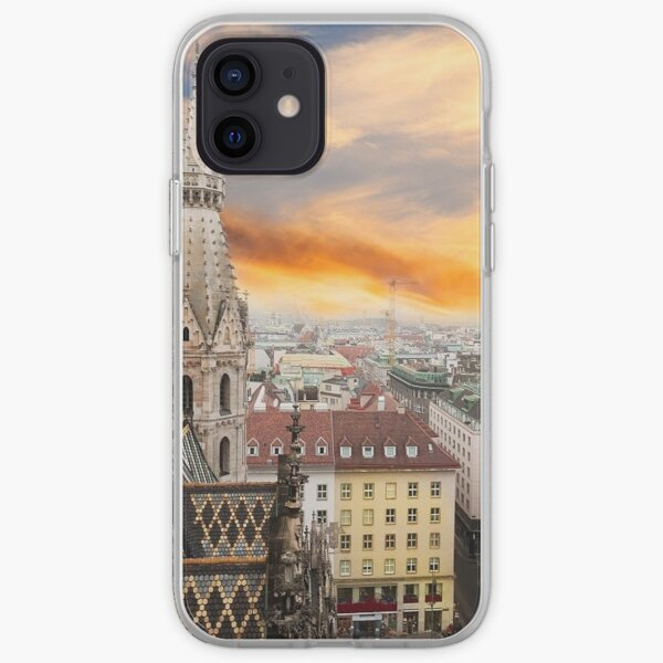 Stephansdom St. Stephen Cathedral - Vienna iPhone Soft Case