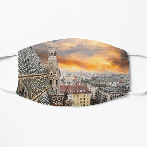 Stephansdom St. Stephen Cathedral - Vienna Flat Mask