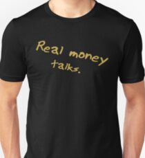 Non non Biyori - Real money talks T-Shirt