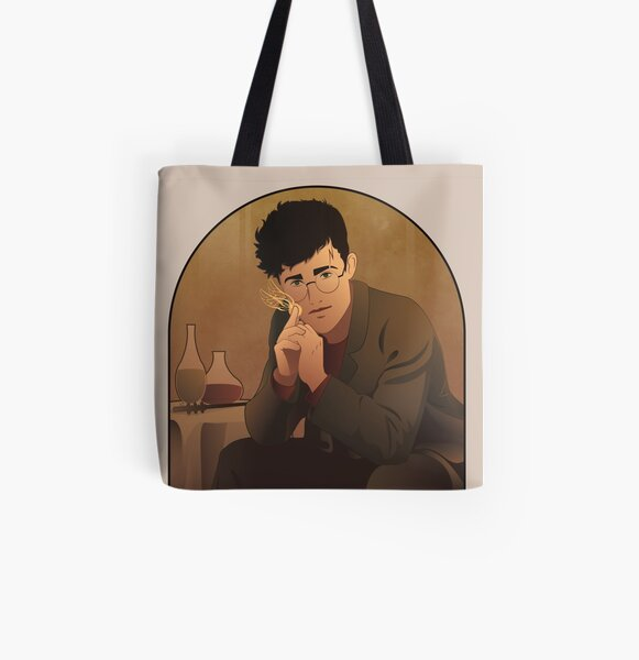 Wizard - Collection Magie All Over Print Tote Bag