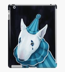 bull terrier iPad Case/Skin