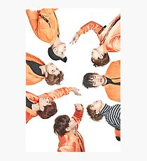 GOT7 - Fly Members Photographic Print