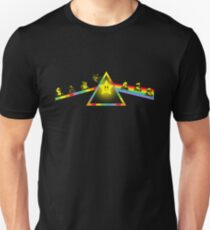 The Dark Side of The Rainbow Road T-Shirt