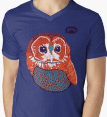 Hoo Men's V-Neck T-Shirt