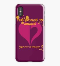 Prince of Heart iPhone Case