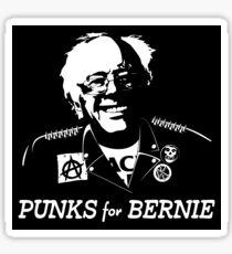Punks for Bernie Sticker