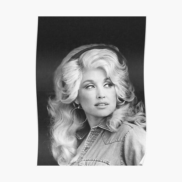 Dolly Parton Foto Poster