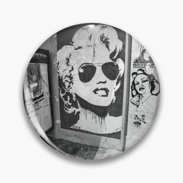 Los Angeles Street Art Photo Button