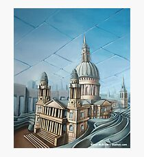 St. Paul's Cathedral (London) Photographic Print