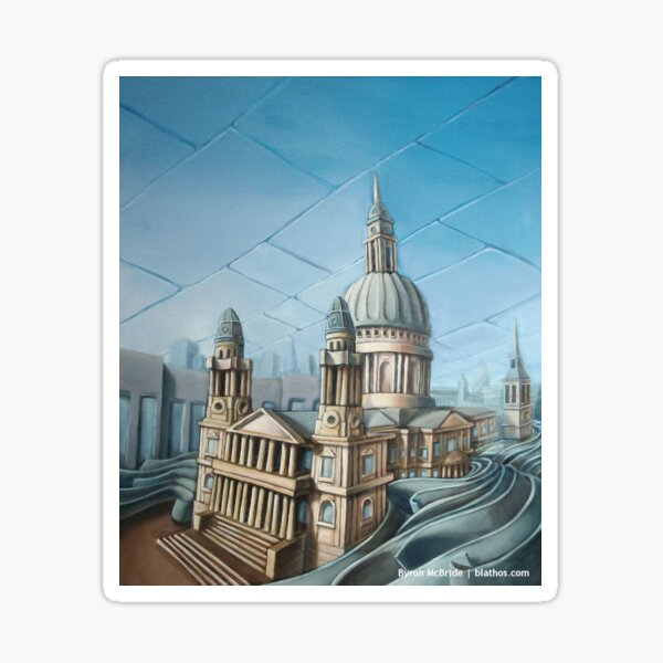 St. Paul's Cathedral (London) Sticker