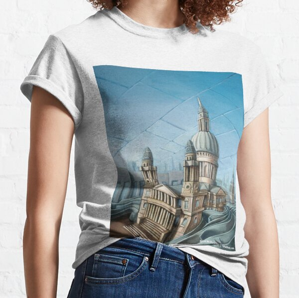 St. Paul's Cathedral (London) Classic T-Shirt
