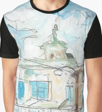 Summer Hill - Building Study Graphic T-Shirt
