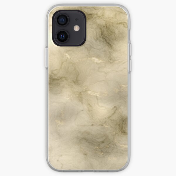 A wonderful marble effect on iPhone Soft Case