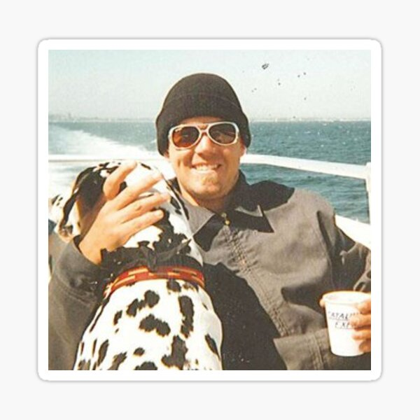 Bradley Nowell Sticker