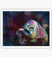 Sublime Are you a Badfish too? Sticker