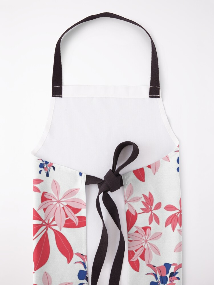 Alternate view of Blossom Day Apron