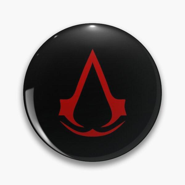 Assassins Creed Logo Pin