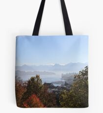 Lucerne scenery Tote Bag