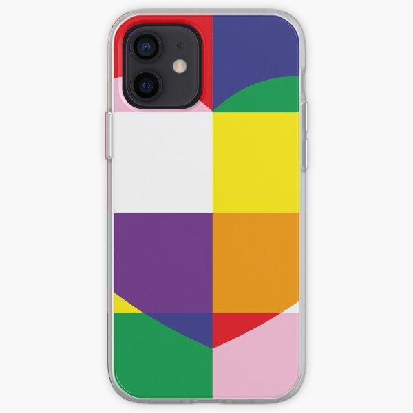 Rainbow Heart iPhone Soft Case