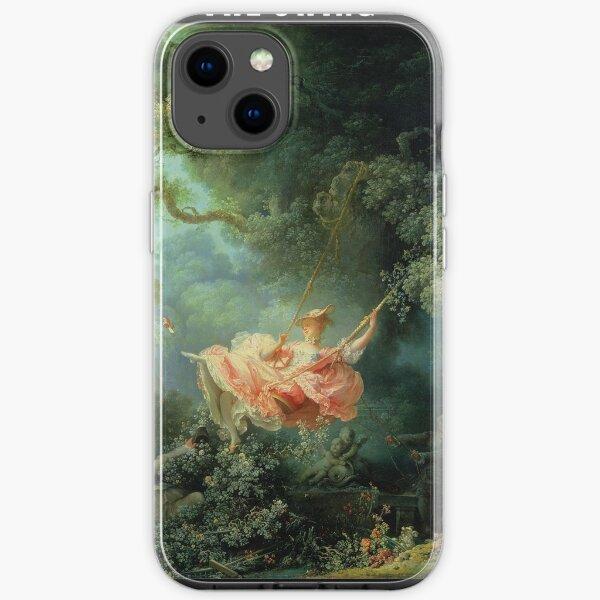The Swing - Jean-Honoré Fragonard iPhone Soft Case