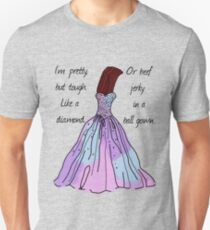 Beef Jerky in a ball gown T-Shirt
