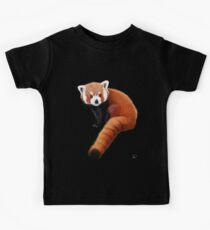 The Red Panda Shirt Kids Tee