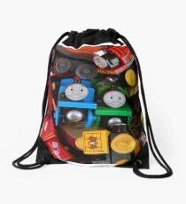 Thomas and Percy Drawstring Bag