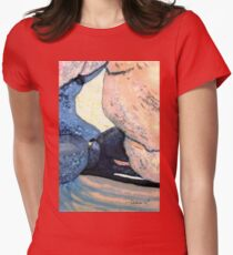 Boulder SPACES Womens Fitted T-Shirt