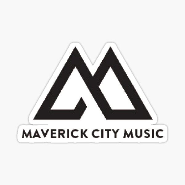 maverick city music Sticker
