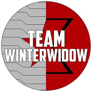 Team WinterWidow by geekoutgalaxy