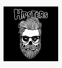 Hipsters Photographic Print