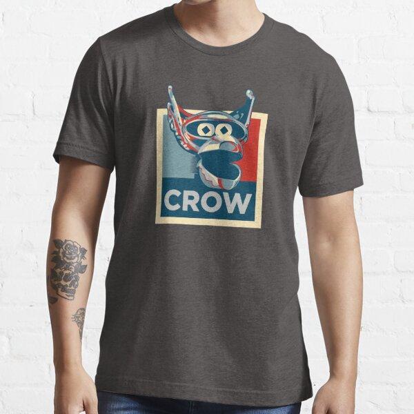 Vote Crow T. Robot Essential T-Shirt