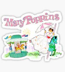 Jolly Holiday Sticker