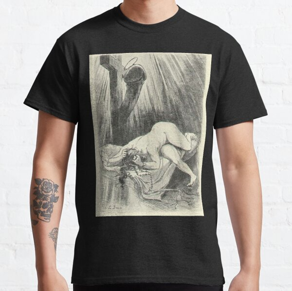 Untitled (His Power), by Martin van Maële Classic T-Shirt