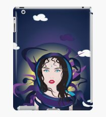 Fantasy Moon Girl iPad Case/Skin