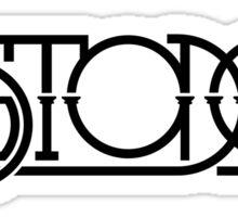 Mastodon Music Sticker