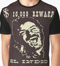 El Indio Graphic T-Shirt