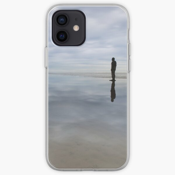 Anthony Gormley's Another Place iPhone Soft Case