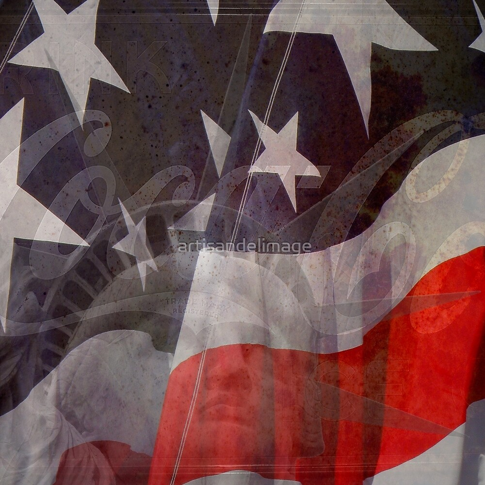 Quintessence of America by artisandelimage